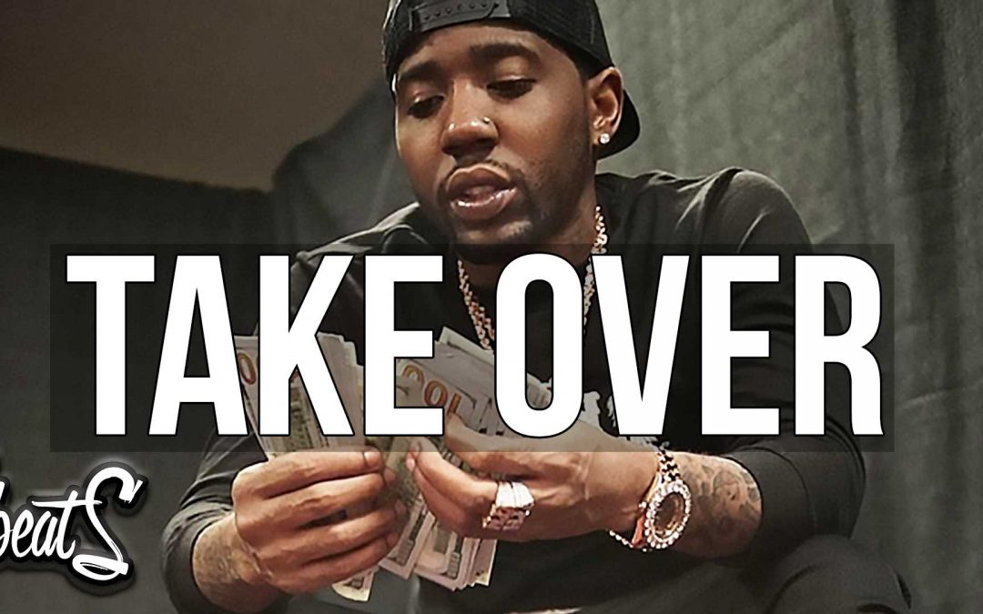 """Smooth YFN Lucci Type Beat """"Take Over"""" Instrumental"""