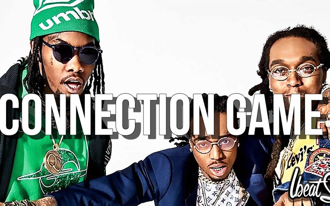 """Gangsta Chill Piano Migos Type Beat """"Connection Game"""" Instrumental"""