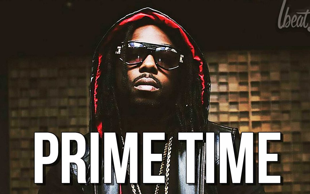 """Chill gangsta beat Young scooter """"Prime Time"""" Instrumental"""