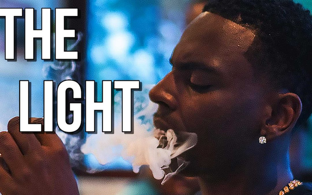 """Spaced Out Gangsta Type Beat """"The Light"""" Instrumental"""