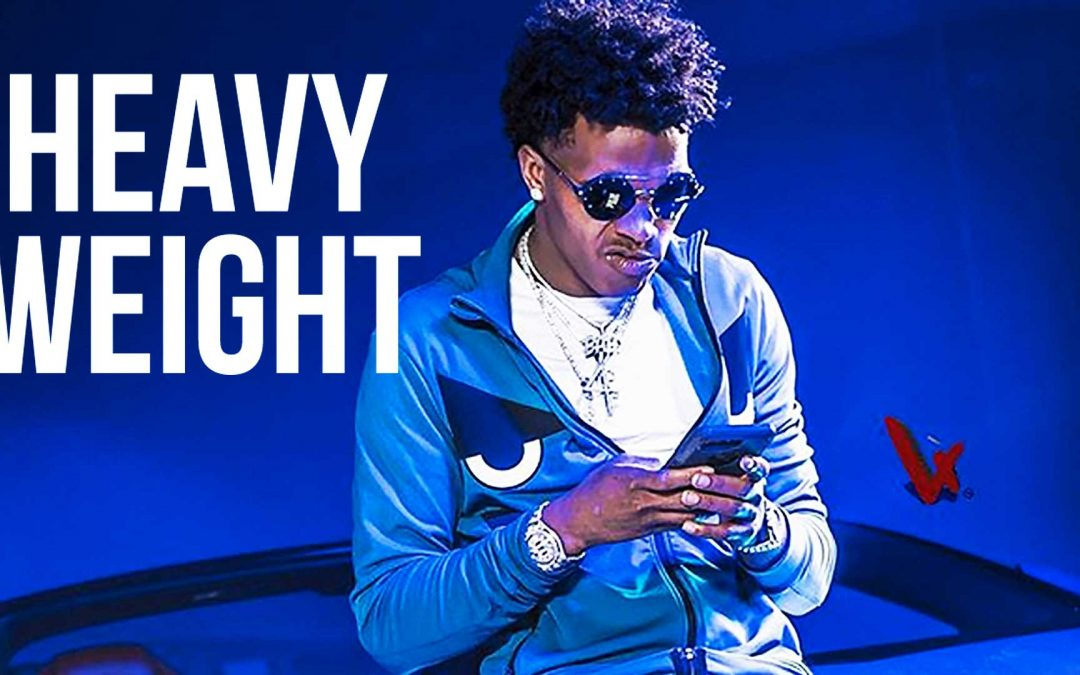 """Smooth Synth Lil Baby Type Beat """"Heavy Weight"""" Instrumental"""