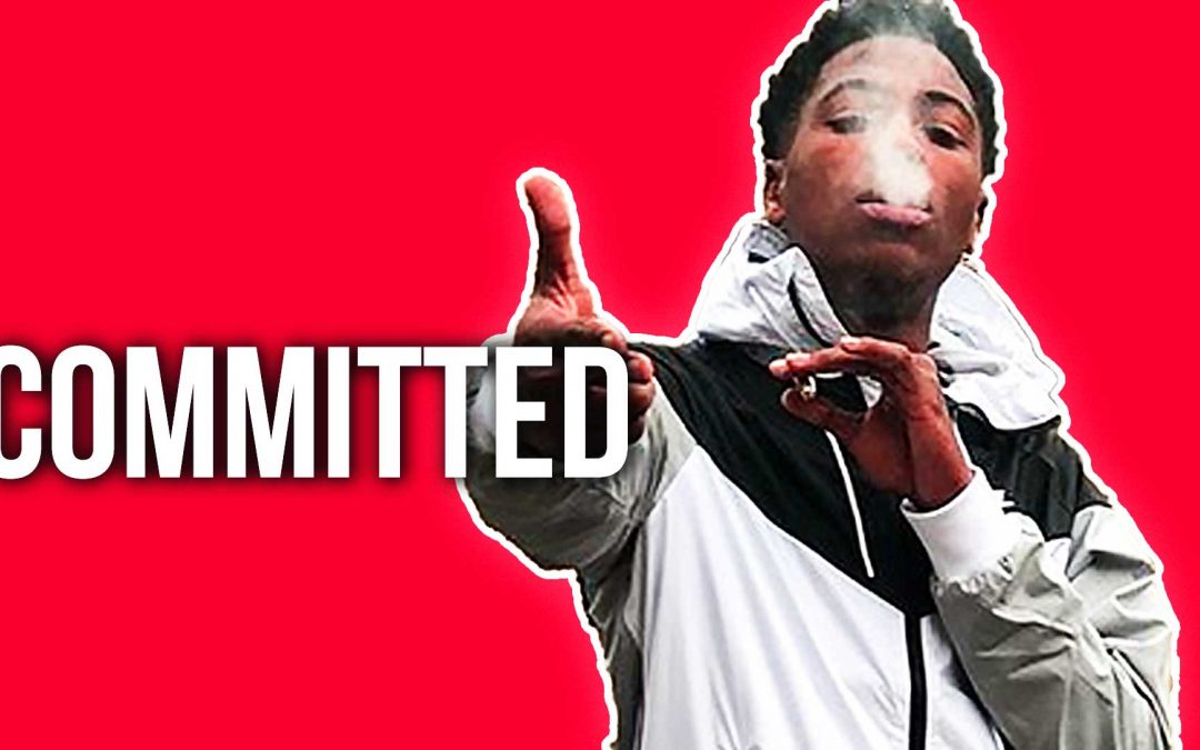 """Hard NBA Youngboy Type Beat """"Committed"""" Instrumental"""