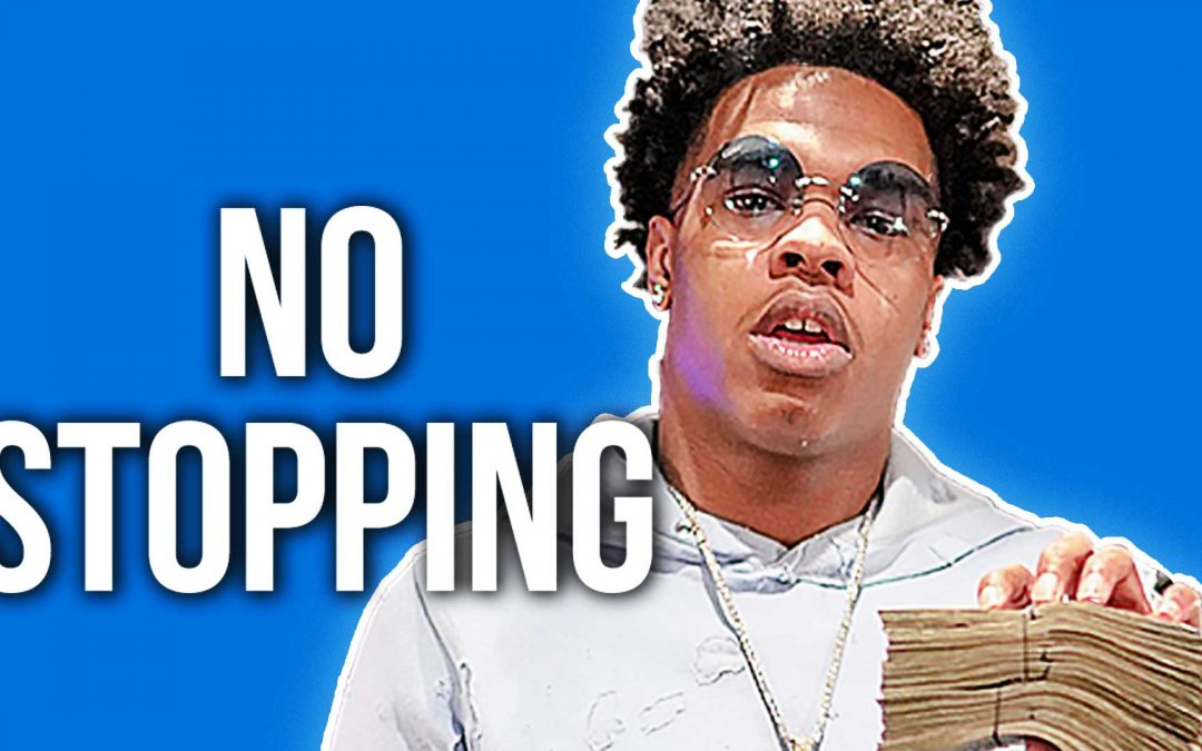 """Hype Lil Baby Type Beat """"No Stopping"""" Instrumental"""