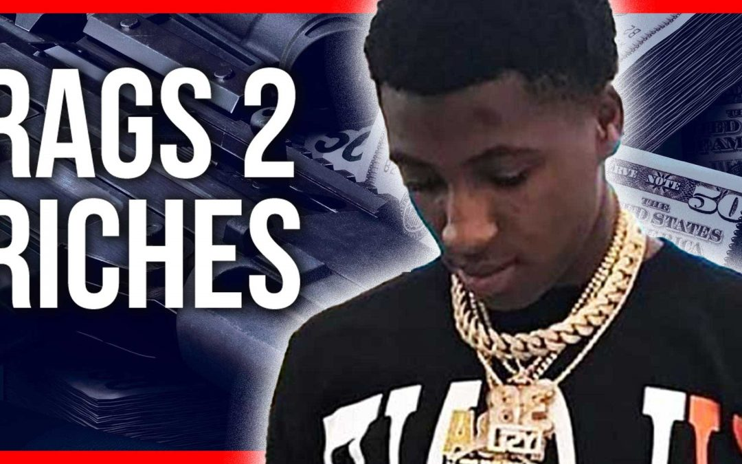"""NBA YoungBoy Type Beat """"Rags 2 Riches"""" Instrumental"""